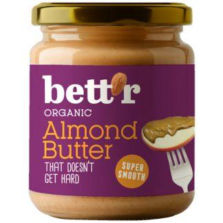 manteiga de amêndoa Bett'r