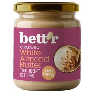 manteiga de amêndoa branca Bett'r
